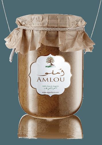 Premium All-Natural Amlou From Arganfarm