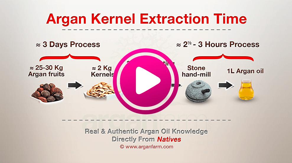 Argan Kernel Extraction