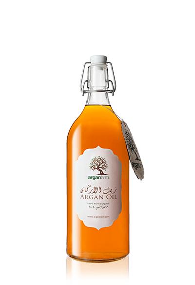 Buy Hand-Pressed Culinary Argan Oil Online