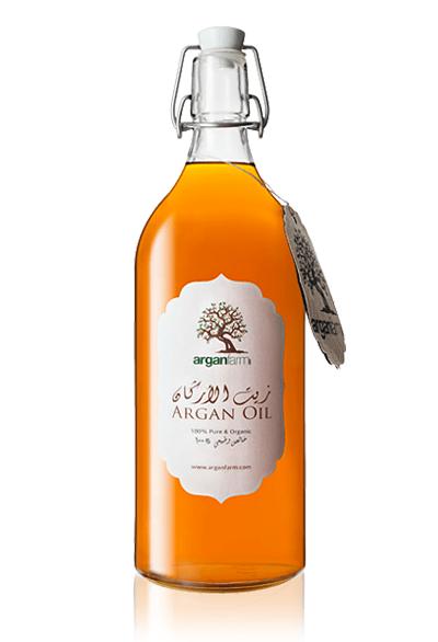 Buy Organic Culinary Argan Oil Online