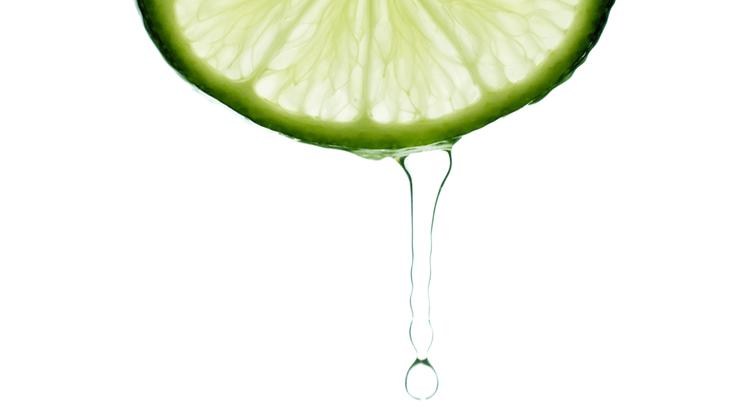 Natural Hair Treatment Lemon Rinse Oil