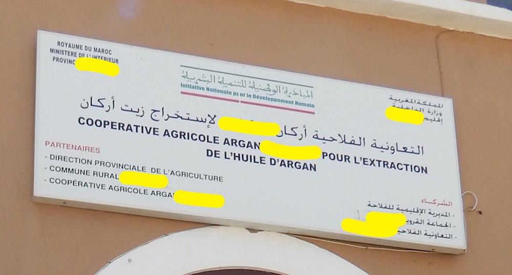 Traditional Organic Argan Oil Cooperative